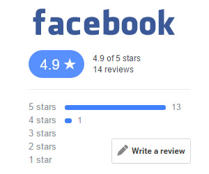 ArmorTech Powder Coating Facebook Reviews