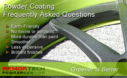 powder coating frequently asked questions