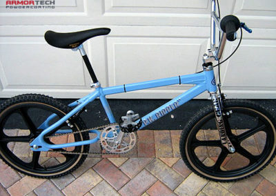 Bicycle Powder Coating by ArmorTech Powder Coating