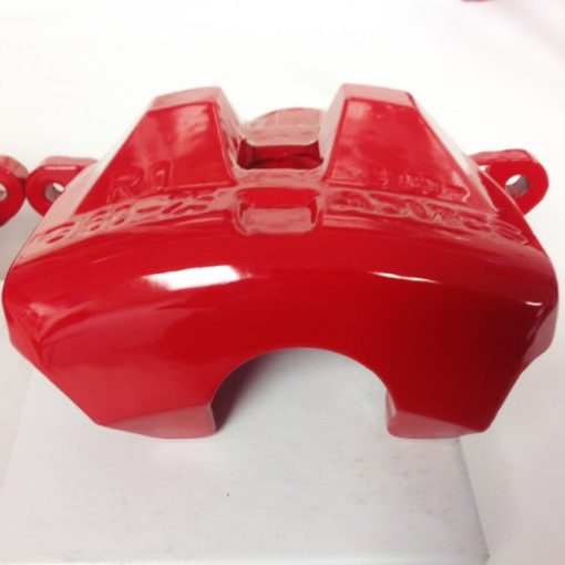 Brake Calipers powder coating