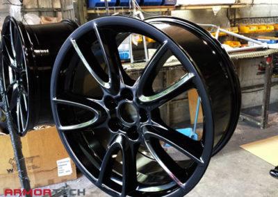 wheel curb rash repair