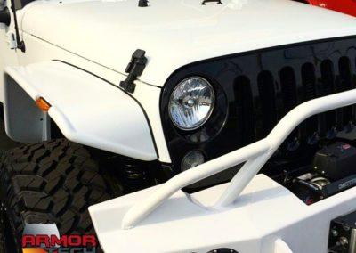truck & jeep powder coating